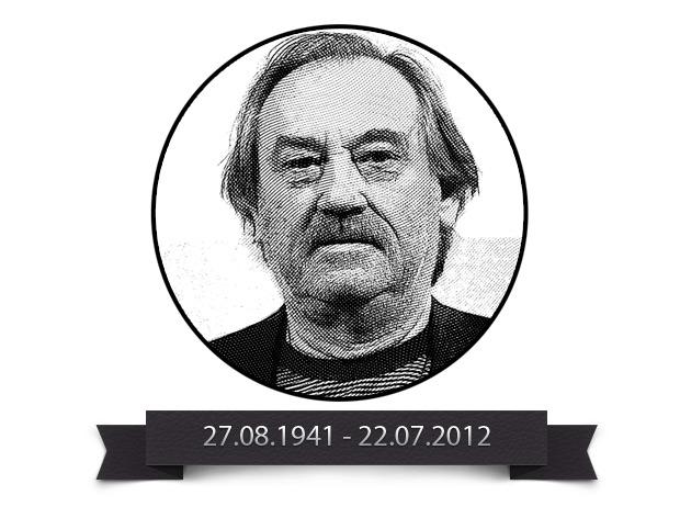 Богдан Ступка умер