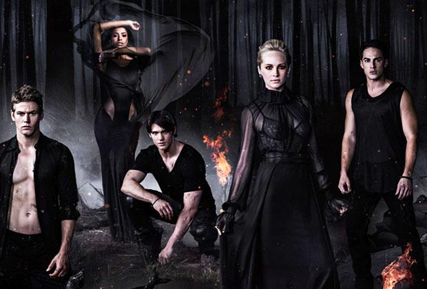 5 причин смотреть новый сезон «Дневников вампира»