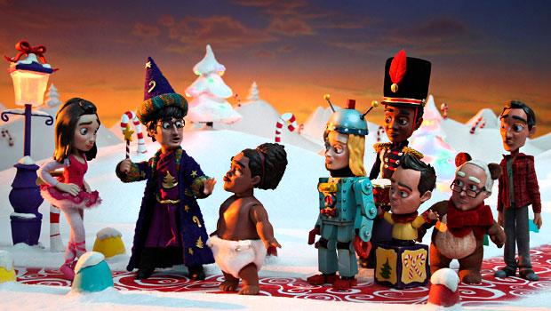 5 лучших праздничных серий