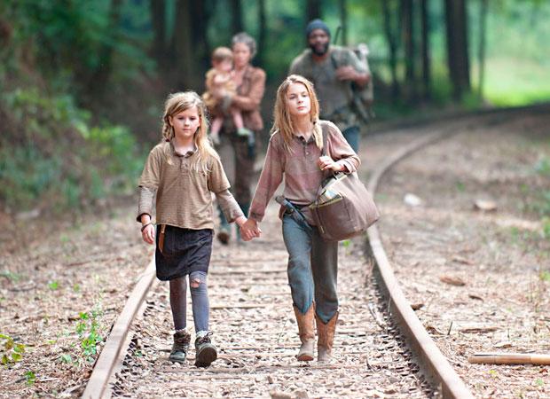 Ходячие мертвецы  The Walking Dead 2 сезон смотреть онлайн!