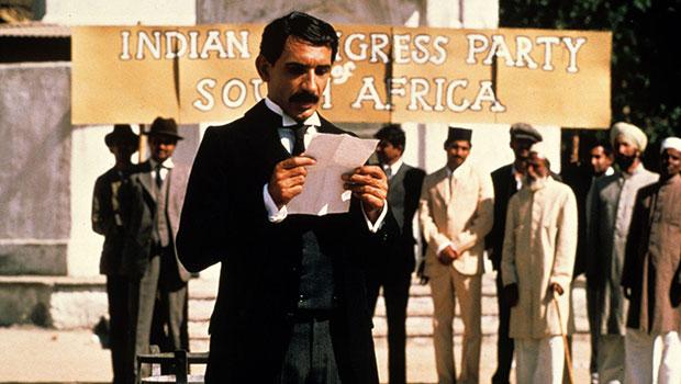 Что смотреть в выходные: «Майкл Коллинз» и «Ганди»