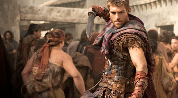 Лучшие цитаты из сериала «Спартак: Кровь и песок»