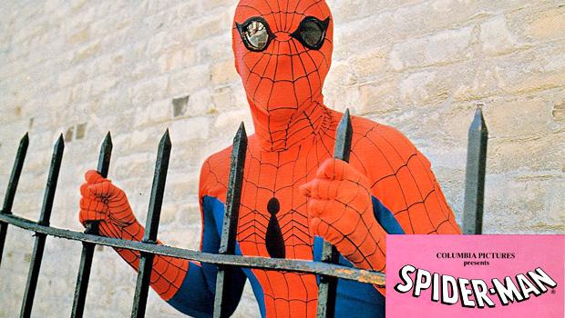 смотреть фильм удивительный человек-паук фильм 1977