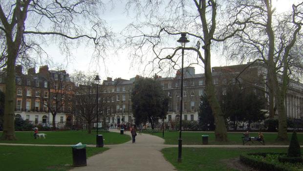 10 знаменитых мест, где снимали сериал «Шерлок»