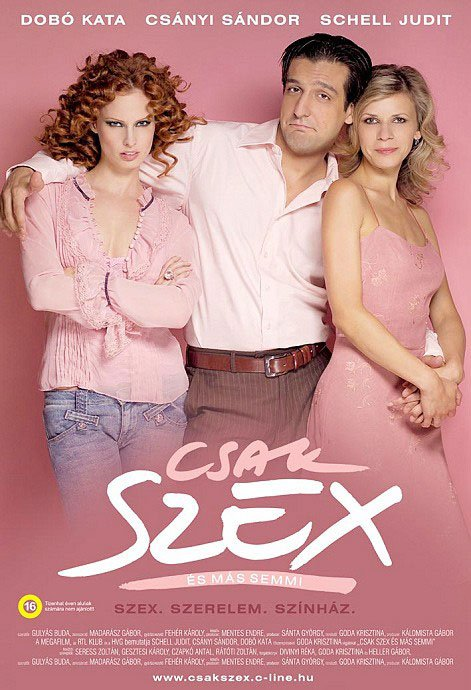 Just Sex and Nothing Else 2005 / BDRip 1080p Comedy скачать торрент бе…
