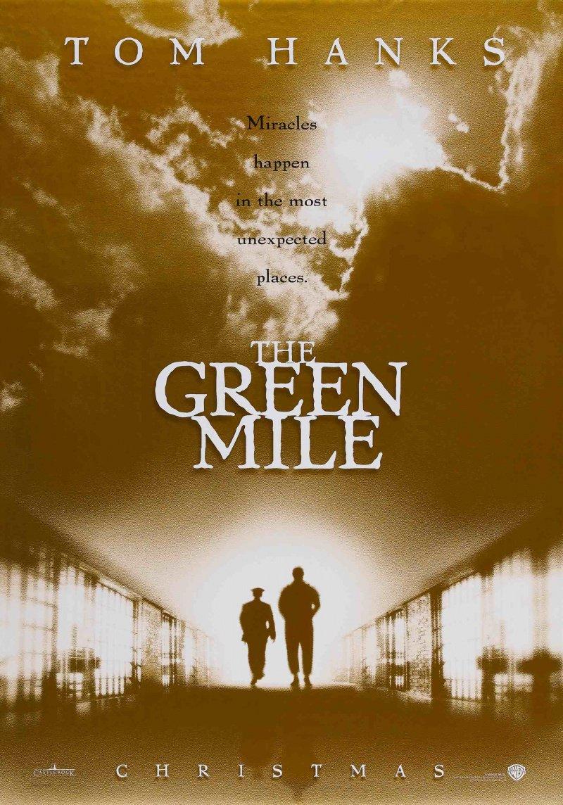 Миля все постеры зеленая миля назад 9