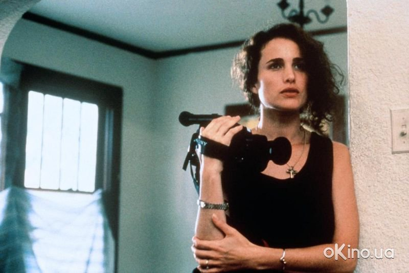 Andie Macdowell in 'Sex, Lies and Videotape' .