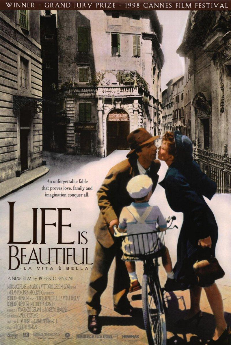 Прекрасна все постеры жизнь прекрасна