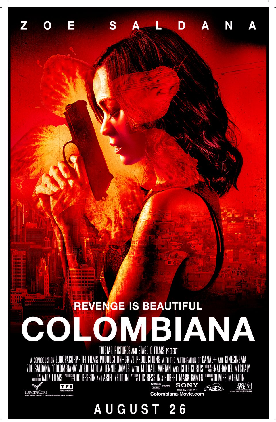 «Коломбиана» — 2011