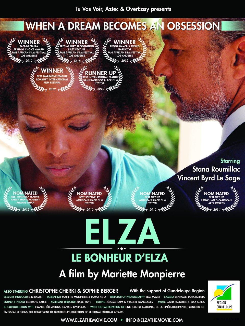 Все постеры Le bonheur d'Elza. Laurence Joseph. 2 из 3. Auriana