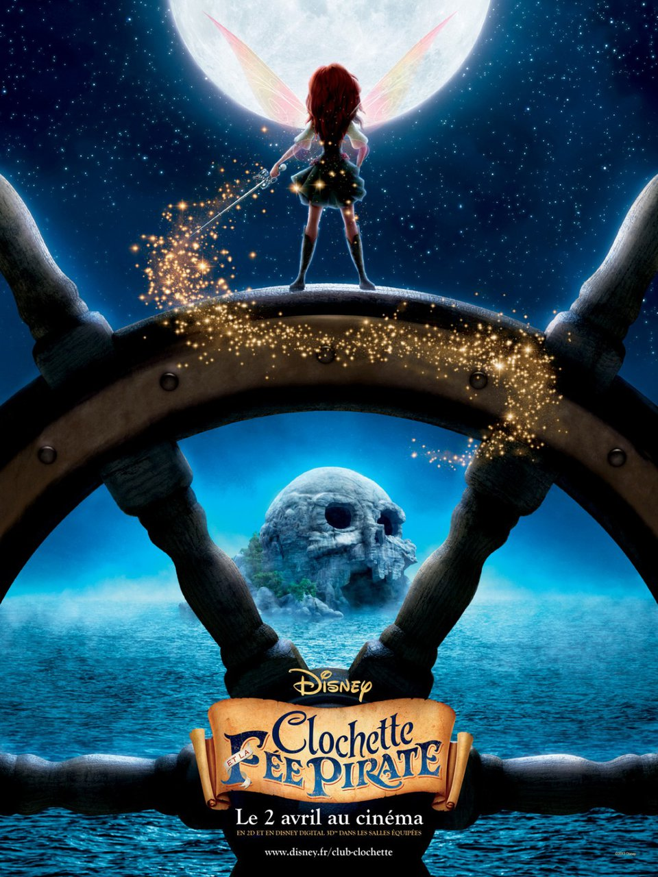 Феи пиратского острова смотреть онлайн 10