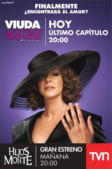 Веселая вдова (Viuda alegre, 2008) .