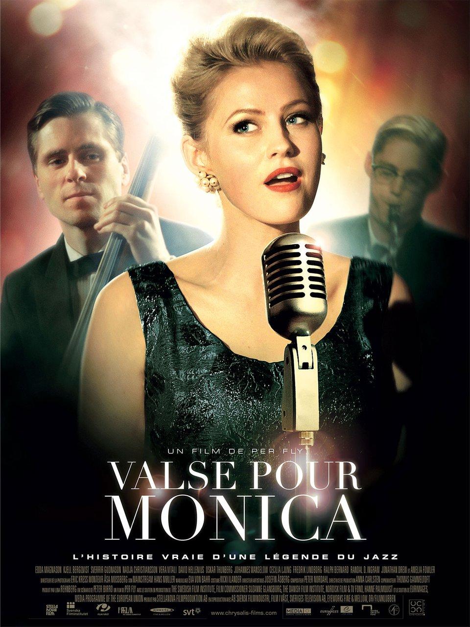 Постеры к фильму Вальс для Моники (2013). Постер 1 размер 960px x 1280px
