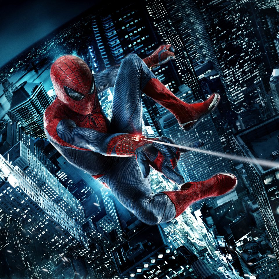 Фильм новый человек паук