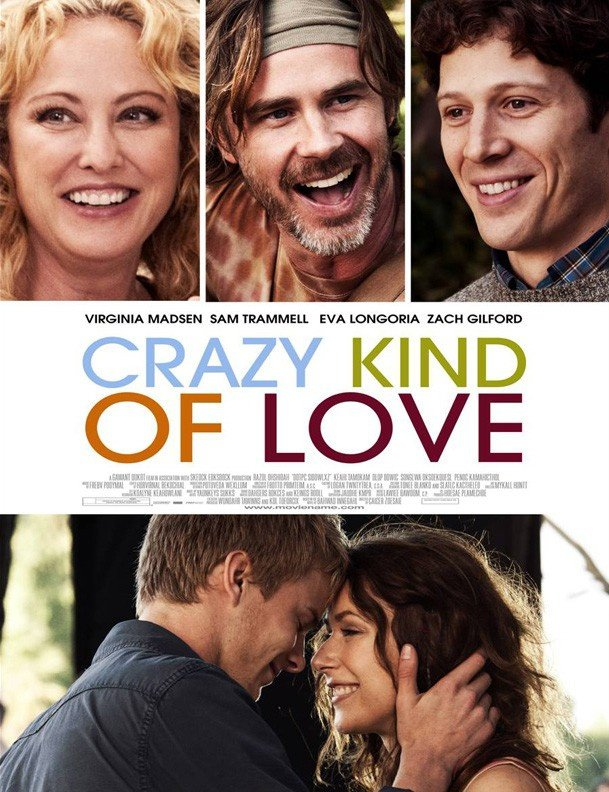 Постеры к фильму 'Сумасшедший вид любви' Crazy Kind of Love KINOMANIA.RU