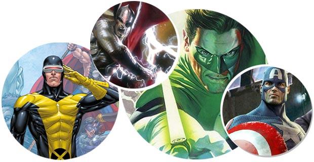 Лучшие супергерои в премьерах этого лета
