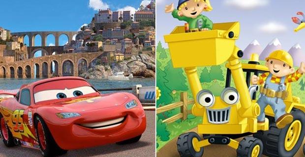 Лучшие фильмы с ожившими автомобилями