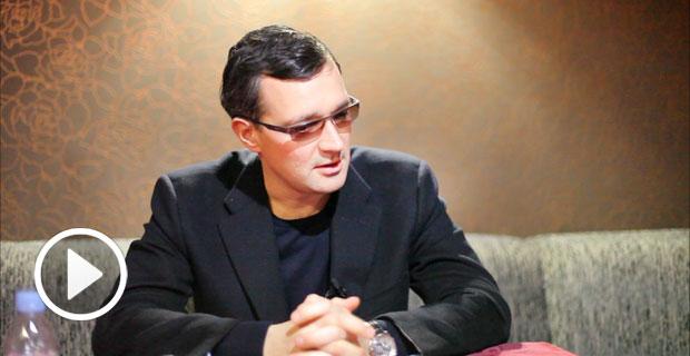 Интервью с актёром Егором Бероевым