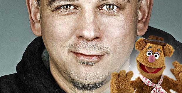 Фоззи: «Этот медведь – придурок, как и я…»