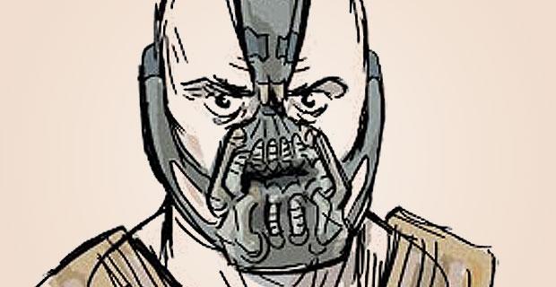 Что скрывается под маской противника Бэтмена?