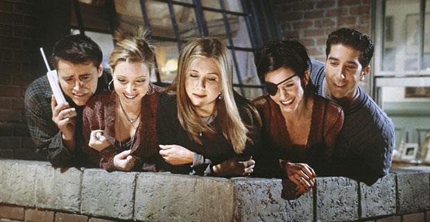 Как сериал «Друзья» изменил мир
