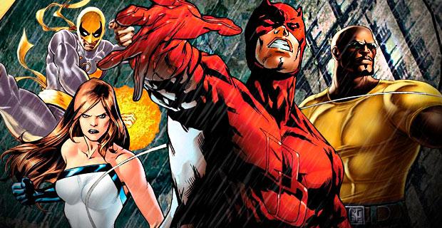 Marvel на ТВ: 7 новых сериалов о супергероях