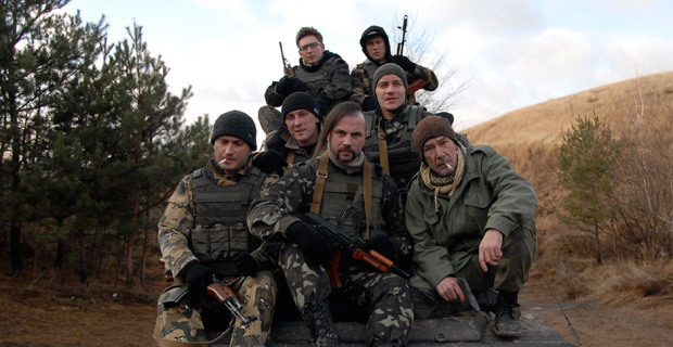 Премьера «Гвардии»: попытка затянуть раны Украины