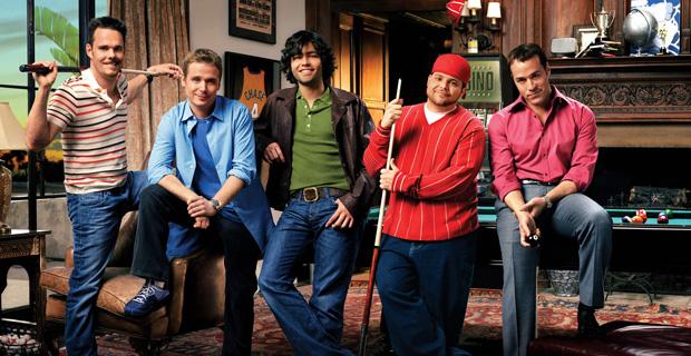 Голливудские братишки: «Антураж» и другое наследие сериала «Красавцы»