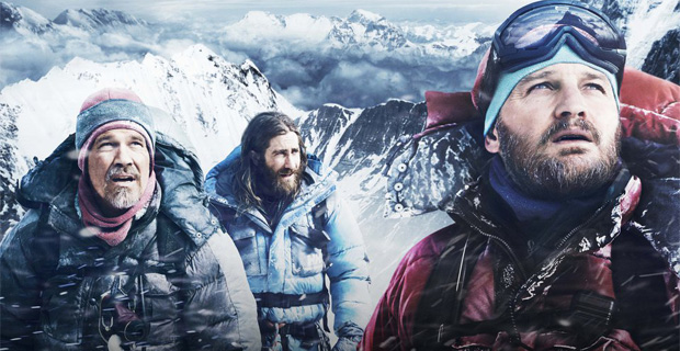 В кино на этой неделе: Эверест, веселые зомби и киллер Микки Рурк