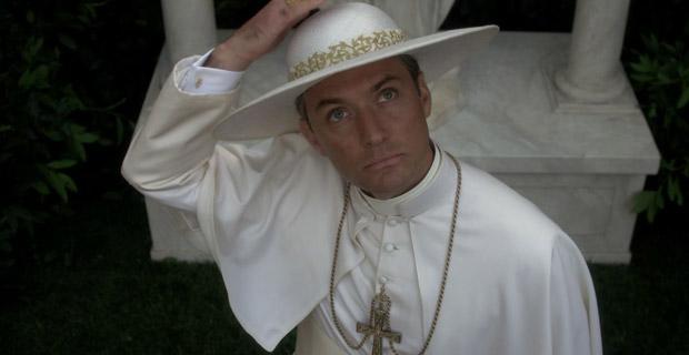 10 причин посмотреть сериал «Молодой Папа» с Джудом Лоу