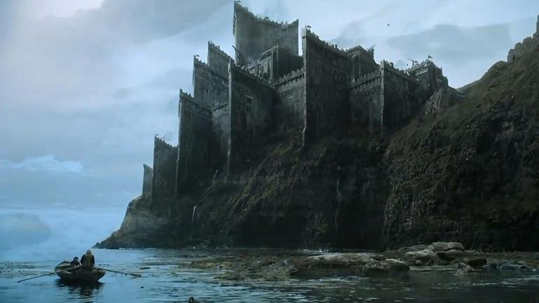Места, где снимали «Игру престолов»