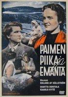 Пастушка, служанка и хозяйка 1938. Режиссер Roland af Hällström